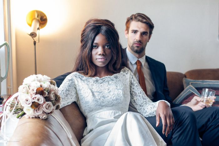 STYLED SHOOT, A SNEAK PEEK: A SIXTIES WEDDING | Raspberry Wedding