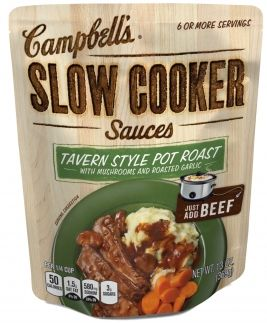 Free Campbell's Slow Cooker Sauces at Target!