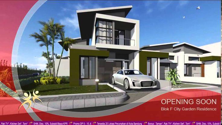 "Rumah di Bandung Timur City Garden Residence ""New"""