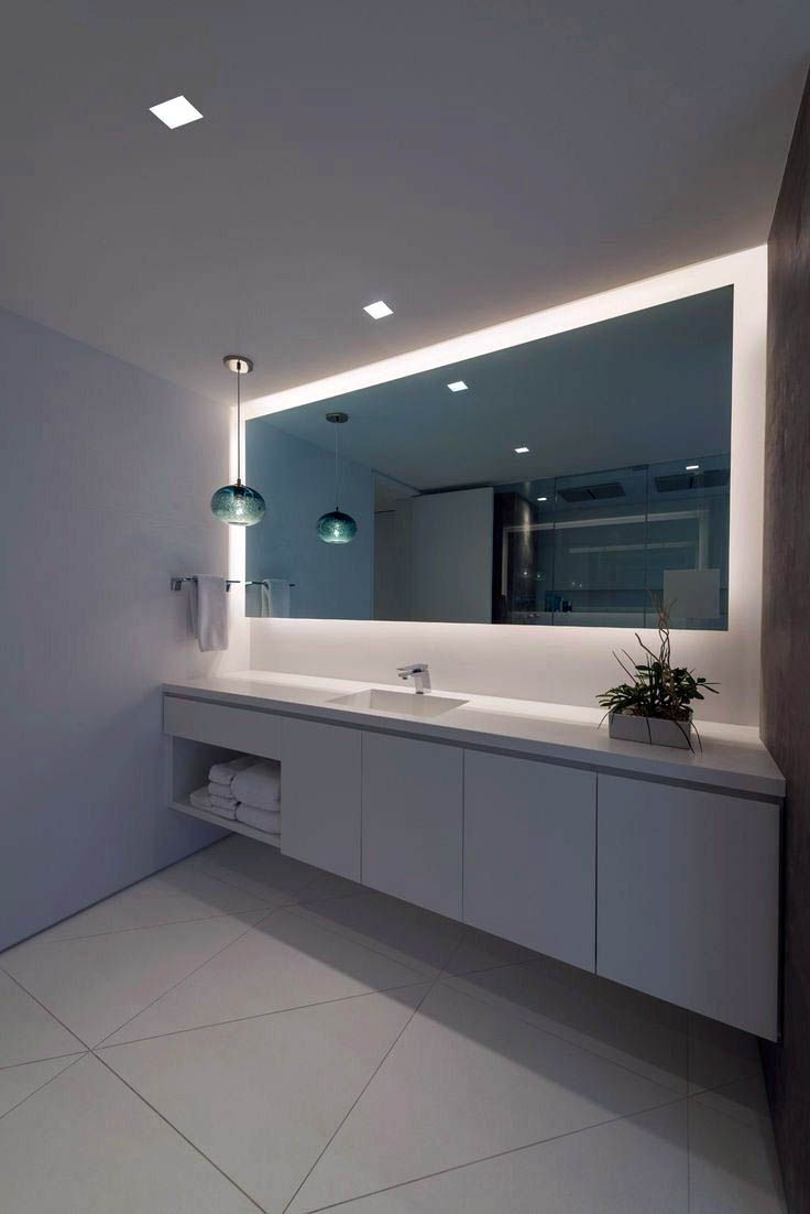 Terrific Modern Bathroom Vanity