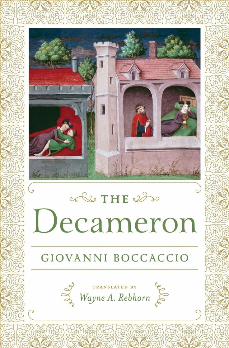 The Decameron : Giovanni Boccaccio