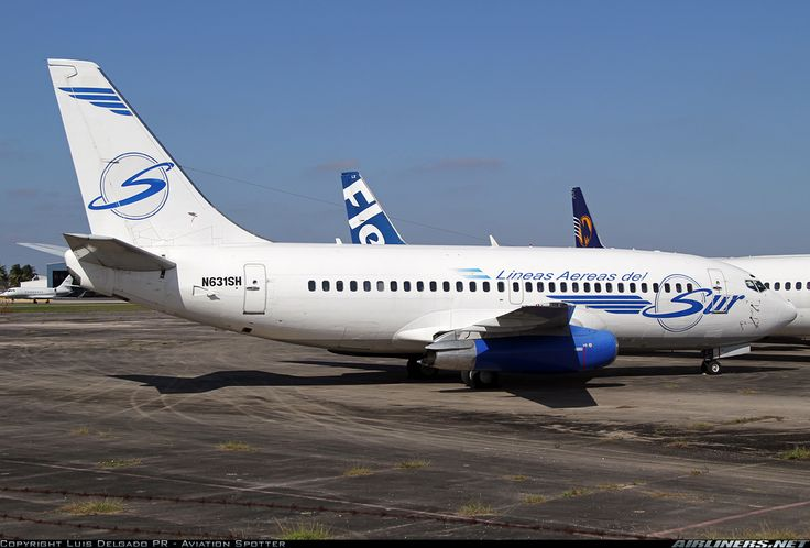 Boeing 737-236/Adv - Lineas Aereas del Sur | Aviation Photo #2382568 | Airliners.net