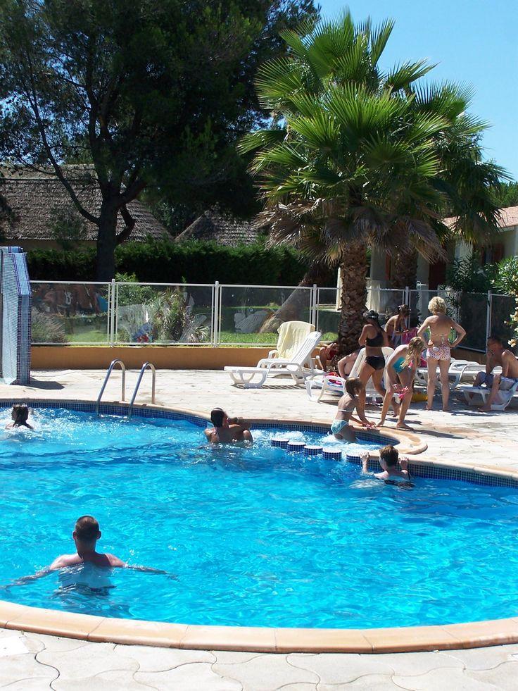Pour un peu de fraicheur, la piscine le Mas Blanc à Pérols