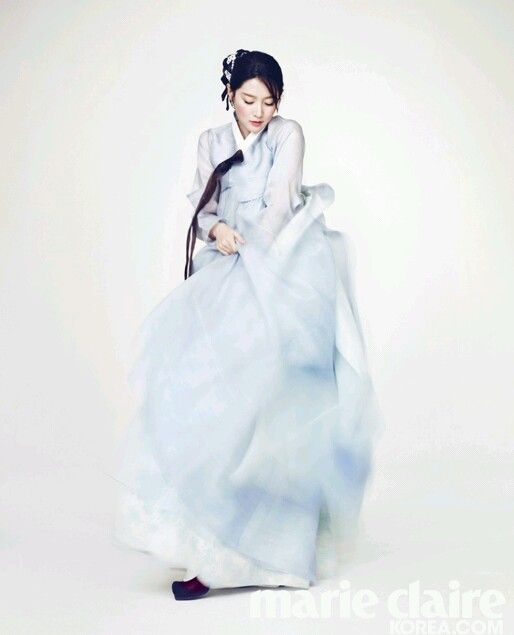 Lee young ae / hanbok