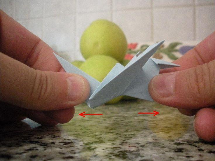 Origami Cigno - Origami Crane oppure Origami Swan