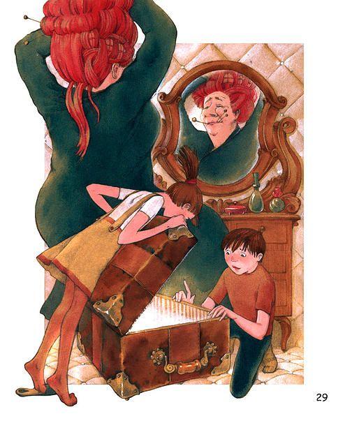 Екатерина Бауман, иллюстрации