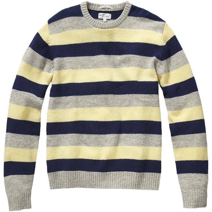 GANT Knitwear - The Stripe-O-Rama
