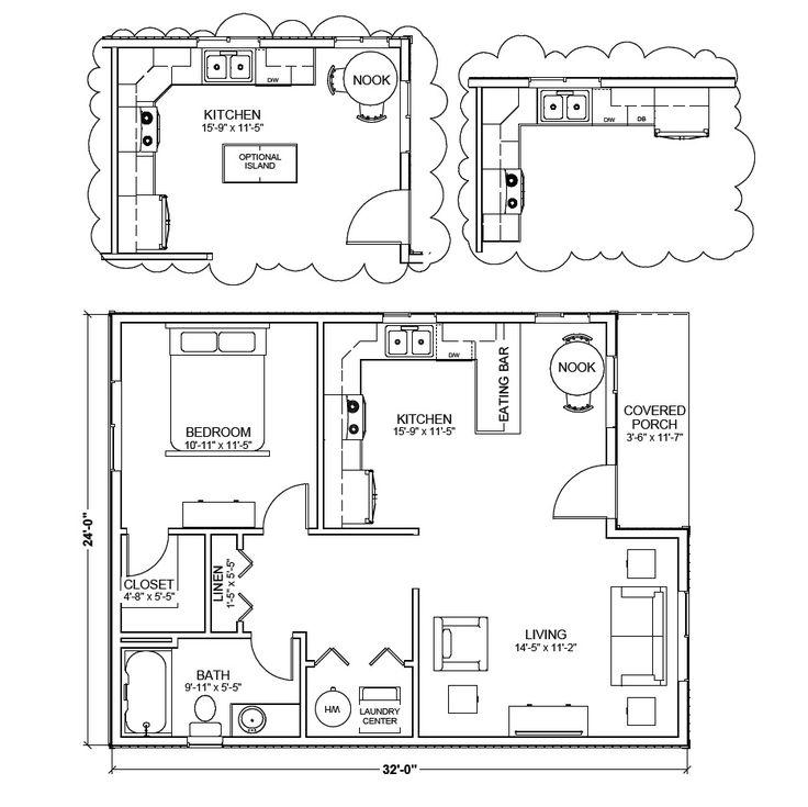 54 best Home Plans images on Pinterest | House floor plans, Plan ...