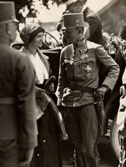 Emperor Karl of Austria & Empress Zita