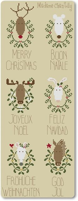 Christmas Animals More