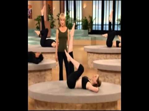 Winsor Pilates   CD5   Abdominal Sculpting