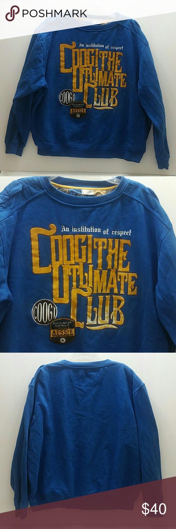 COOGI VINTAGE CREWNECK SWEATSHIRT VERY CLEAN INSIDE-OUT   PRICE FIRM   SKE # FGPO COOGI Shirts Sweatshirts & Hoodies