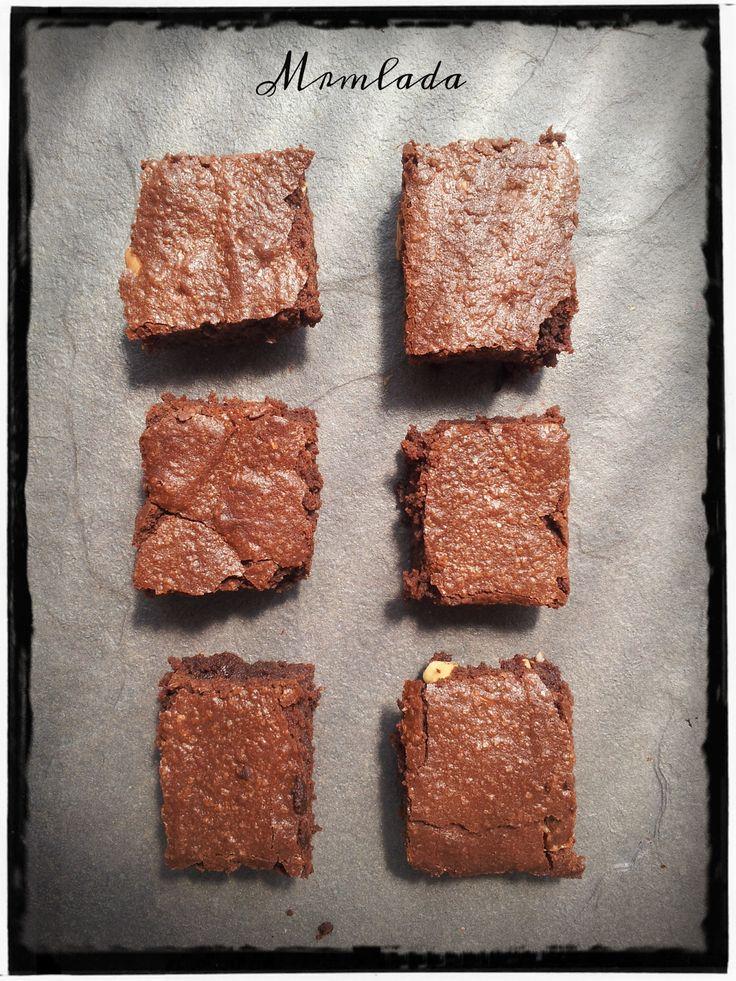 mrmlada!: Brownie de chocolate