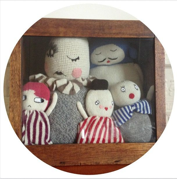 luckyboysunday love at childrens dept www.childrensdept.com.au #luckyboysunday #knittoy