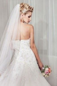 #bride #hairstyle #bridehair