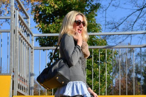 How to Style a Comfy Shopping Outfit: Ageless Style Linkup