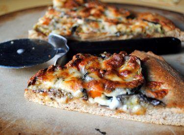 Patlıcanlı Pizza Tarifi – Pizza Tarifleri