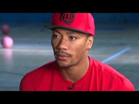 Derrick Rose on injury: It's been tough | I cant wait for this guy to get back on the court