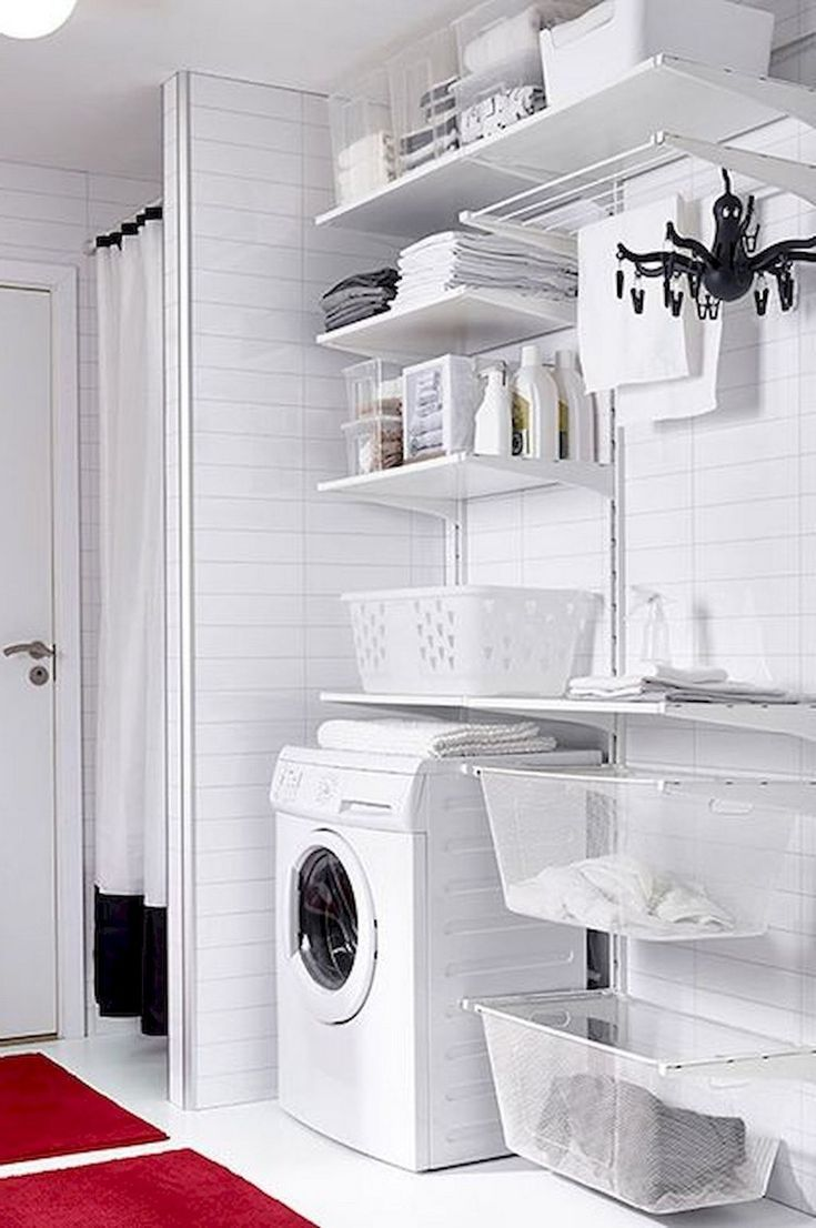 79 Wonderful Laundry Room Tile Pattern Ideas Meuble Buanderie Idee Deco Maison Et Deco Maison
