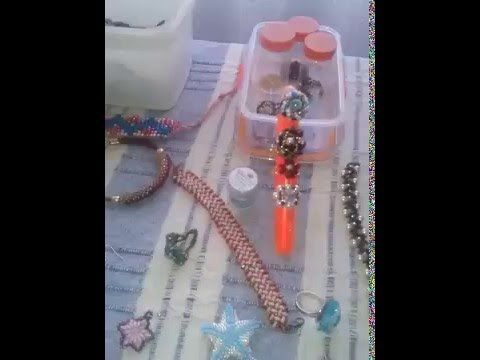 2016 Winter My Handmade Jewelry Collection - 2016 kis koleksiyonum