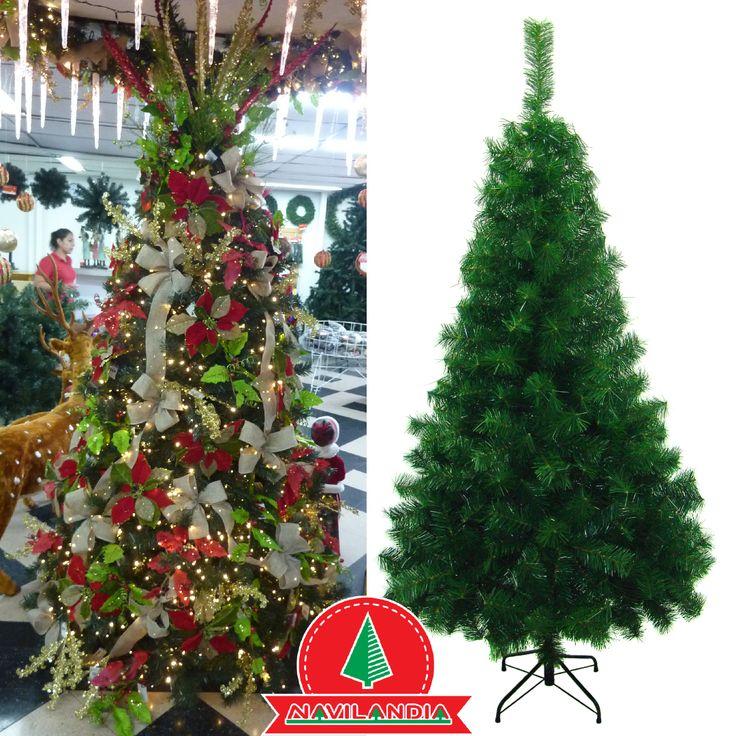 72 best rboles de navidad images on pinterest the tree colors and decorations - Arbol de navidad blanco ...