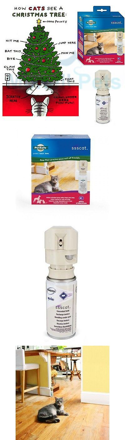 Behavior Training 116361: Petsafe Ssscat Spray Control Deterrent System Protect Christmas Tree Pdt00-13914 -> BUY IT NOW ONLY: $33.95 on eBay!