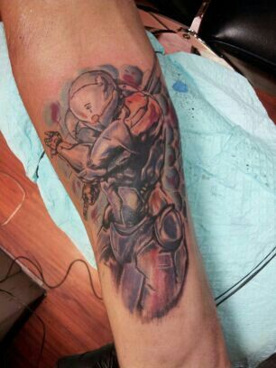 20 best video game tattoos images on pinterest video game tattoos tattoo ideas and metal gear. Black Bedroom Furniture Sets. Home Design Ideas