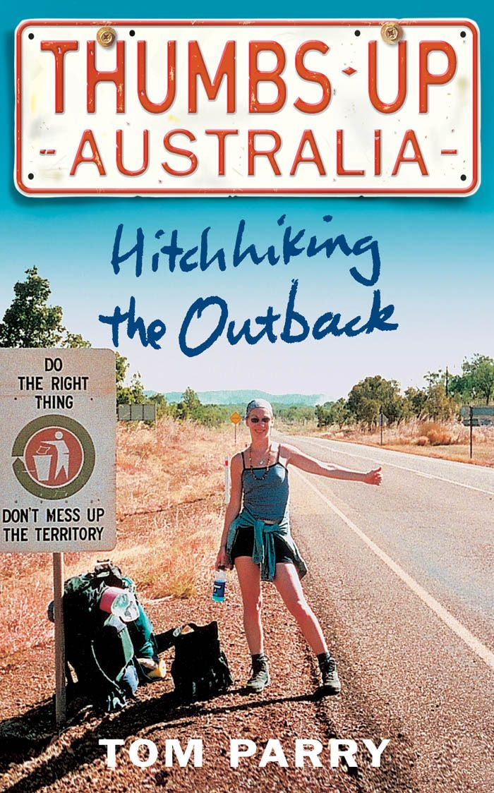 Hitching lifts with the desert's dodgiest drivers and taking breaks in the roughest roadhouses, this is Tom Parry's witty, warts-and-all tale of hitchhiking 8,000 miles across –and around- the Australian outback with his thumb, his backpack and his French girlfriend, Katia.