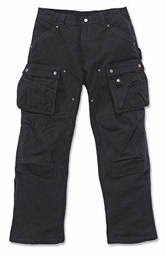 Cheap Carhartt Workwear Duck Multi Pocket Tech Trousers deals week