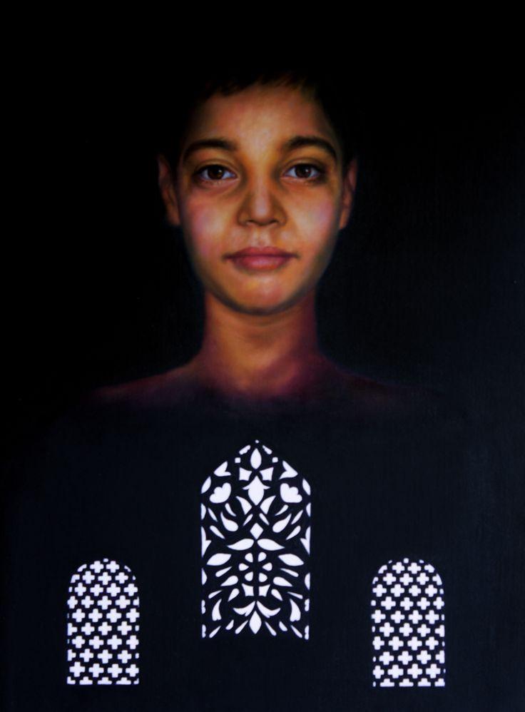 Leila Hobooty - Column 3, 2013