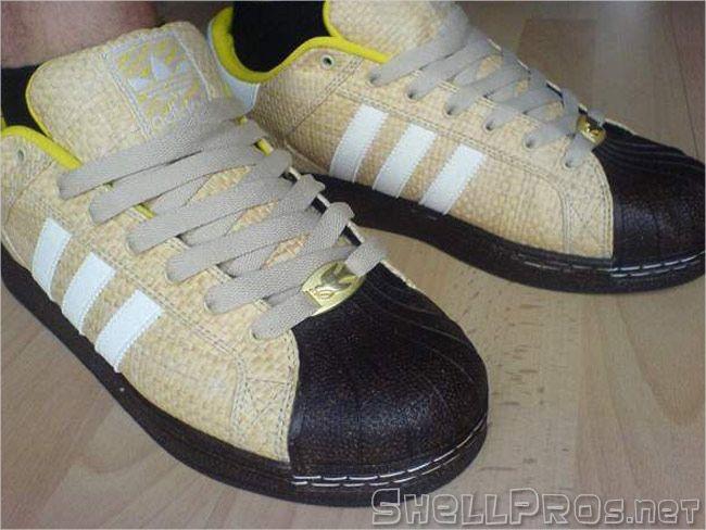 Adidas Superstar Skate Weave 'Good' – #467120, 12/06