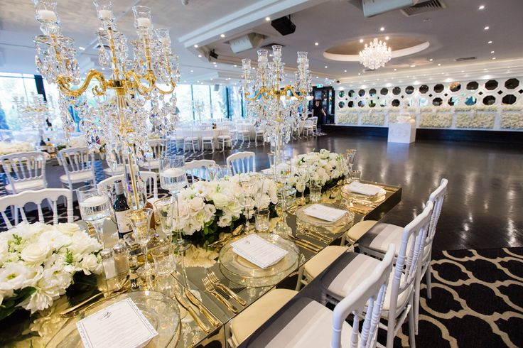 Wedding venue styling at Doltone House Sylvania Waters. 5 tips every bride should know before making any decisions on the styling of your wedding venue!