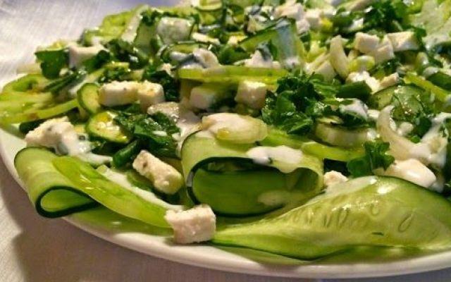 Un piatto disintossicante con tanta clorofilla. #detox #food #cucina #verdure #estate