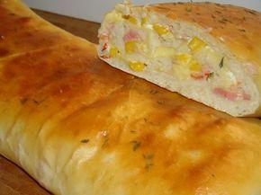 Pizza tekercs :: Ami a konyhámból kikerül