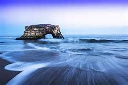 Natural Bridges, Santa Cruz