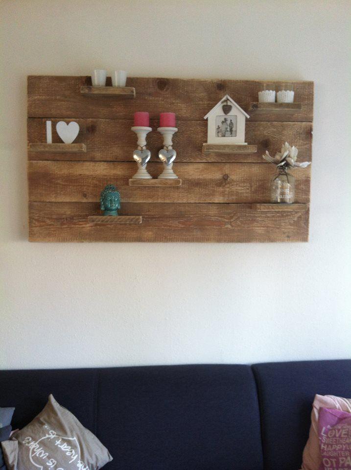 Meer dan 1000 afbeeldingen over ideeën bord steigerhout op Pinterest