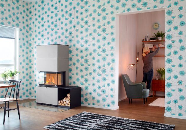 11 best wood burning stoves stove world glasgow images - Holzaufbewahrung wohnzimmer ...