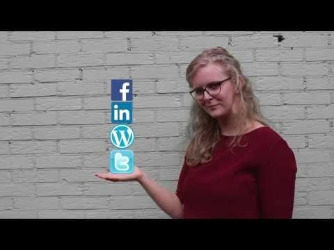 Sollicitatie video Amber Mulder - YouTube