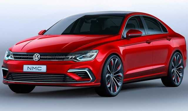 VW Jetta 2016 CC front view