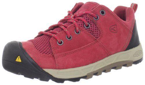 "Keen Women's Wichita Hiking Shoe Keen. $99.95. Leather/Manmade. Rubber sole. Platform measures approximately 0.75"" . Heel measures approximately 1."""