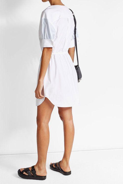 Платье Рубашка Хлопок | Александр Ван