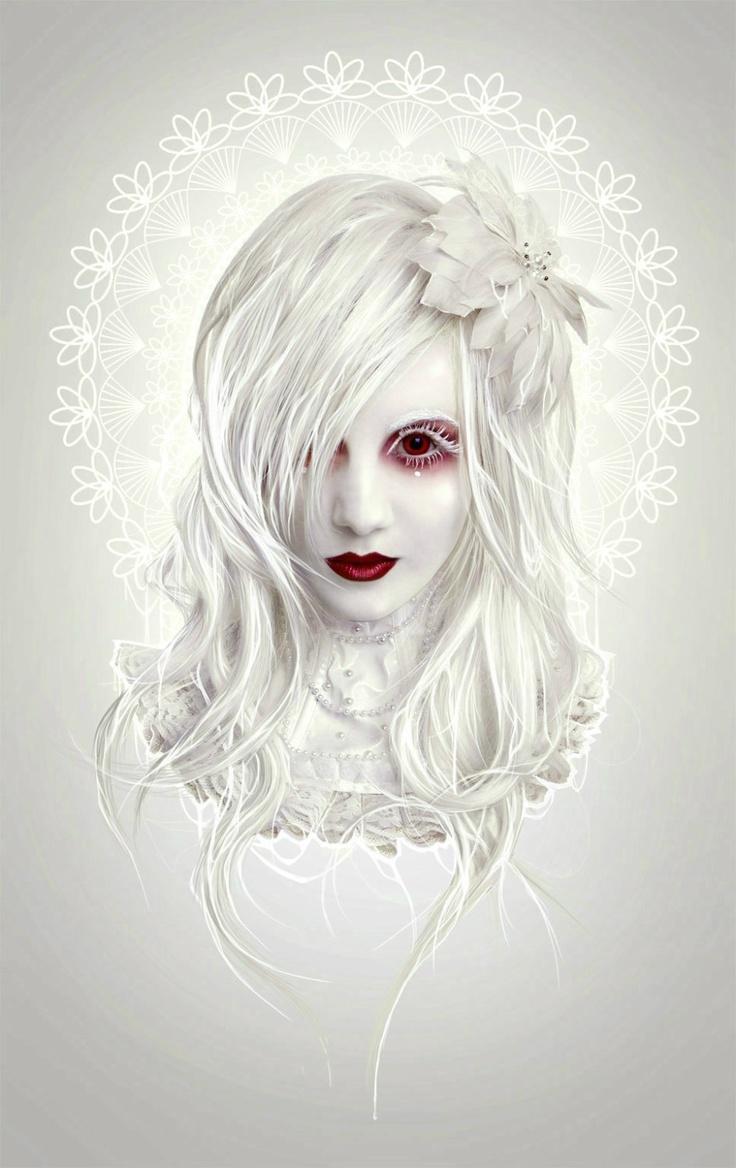 46 best Angel makeup images on Pinterest | Angel makeup, Make up ...