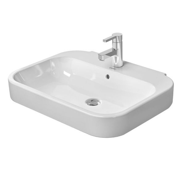 Duravit Happy D.2 Basin 600mm | Washbasins | CP Hart