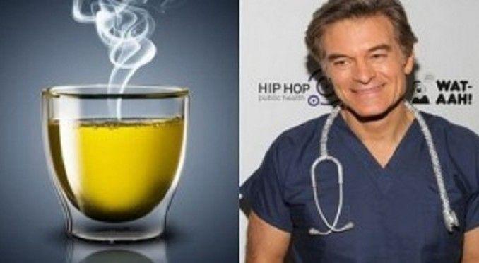 Incrível Bebida natural do Dr. Oz para baixar peso de forma imediata