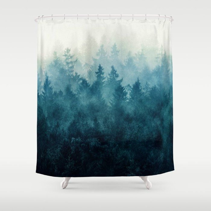 Buy The Heart Of My Heart So Far From Home Edit Shower Curtain