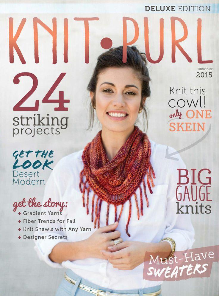Knit.purl Fall Winter 2015 - 轻描淡写 - 轻描淡写