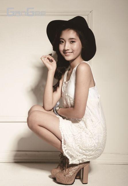 2014.08, GanGee, Jung Da Bin