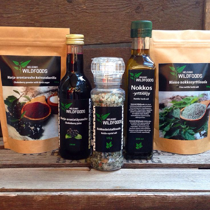 Here they are! Our mouth-watering products are on sale at #viiniruoka event in #messukeskus   #helsinkiwildfoods