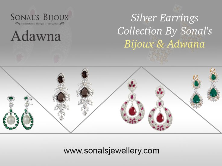 Top Reasons Of Going For Silver Earrings Online Shopping India  This is the reason the online stores always try to fill their stock with the latest and trendy items so that the buyers can feel alluring every time they visit the store for silver earrings online shopping India.  #Fashion #Jewellery #Earrings