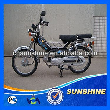 Hot Selling Single-Cylinder 50CC Cheap Small Motorcycles (SX50Q) $280~$350